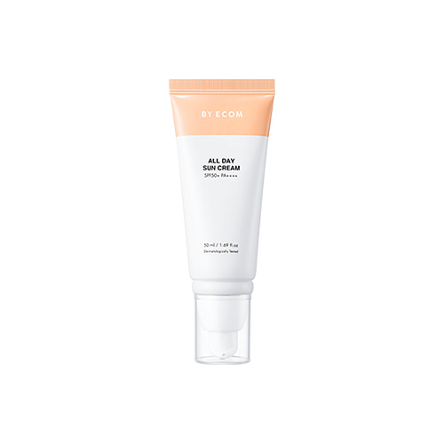 BY ECOM All Day Sun Cream SPF50+ PA++++ 50ml