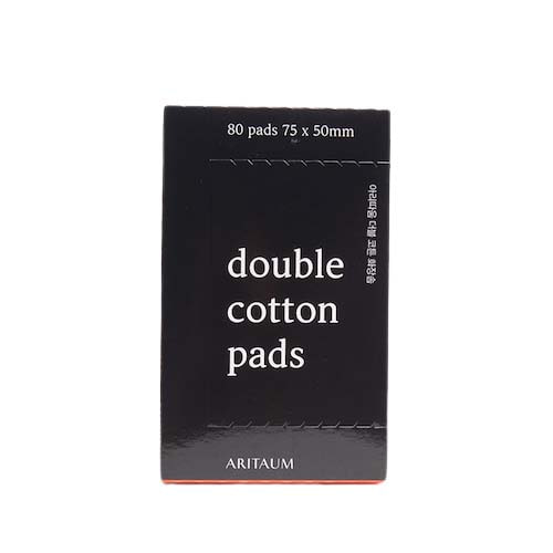 ARITAUM Double Cotton Pads 80ea